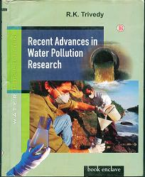 Recent Advances in Water Pollution Research