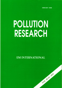 Pollution Research (ISSN:0257-8050)