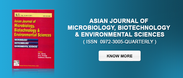 research paper on environmental biotechnology